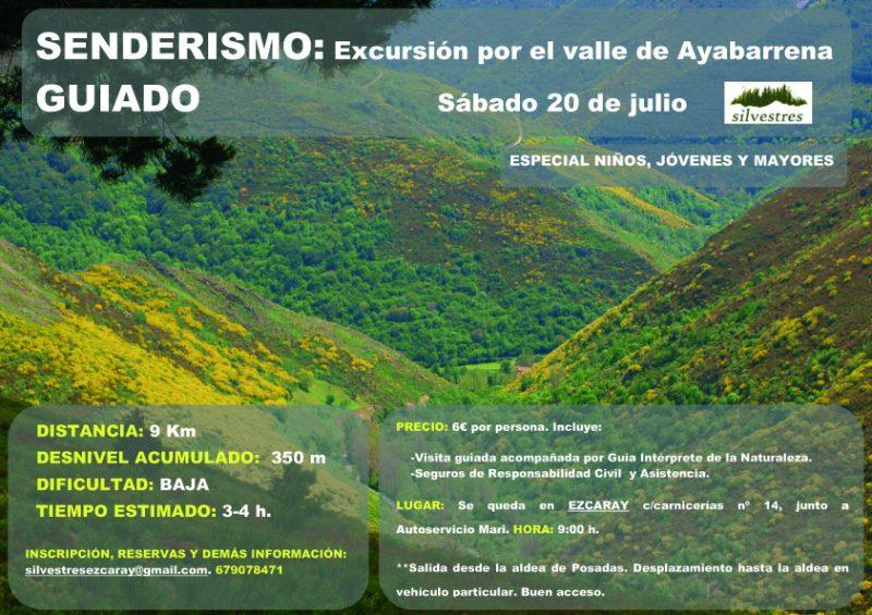 actividades_verano_ezcaray_turismo_la_rioja_familias_senderismo_con_niños