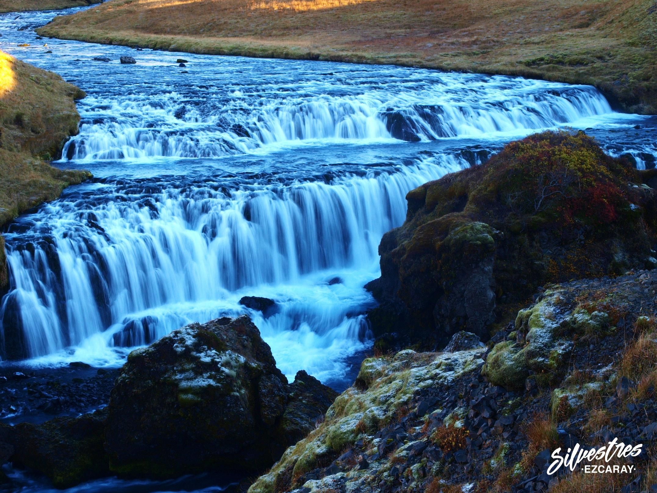 agua_rios_desfiladeros_cañones_cascadas_islandia