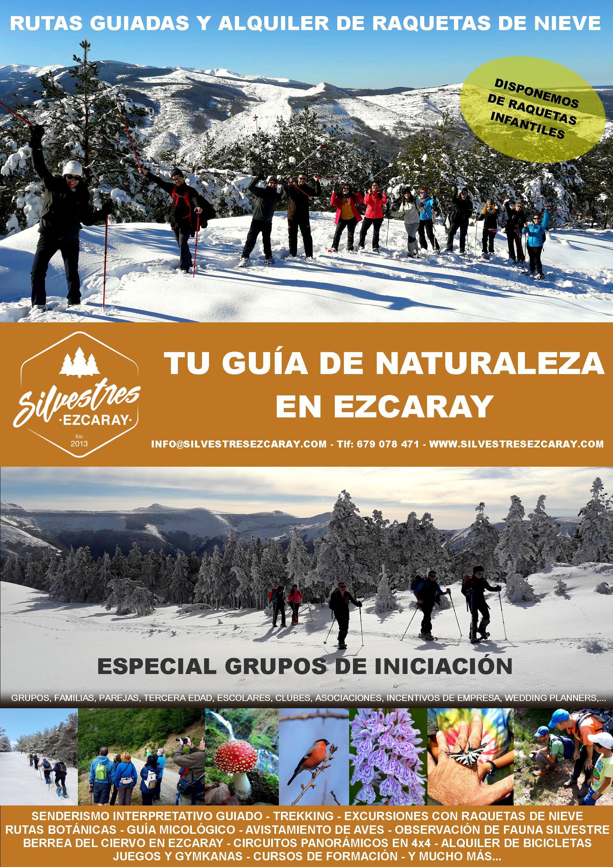 Raquetas_nieve_ezcaray_guia_montaña_valdezcaray_la_rioja