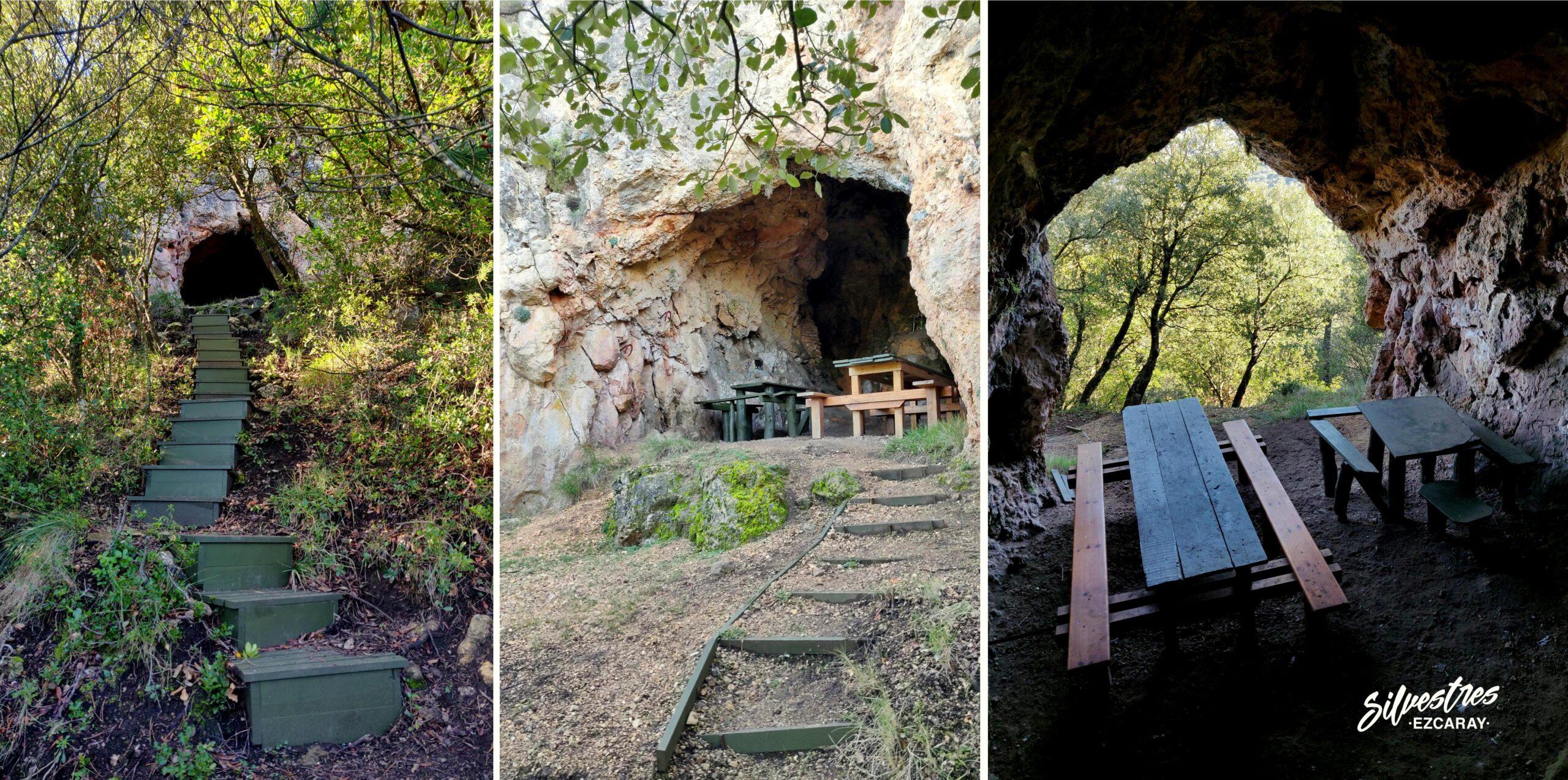 cueva_llanejos_rutas_wikiloc_obarenes_la_rioja_senderismo_guia_montaña_silvestres_ezcaray